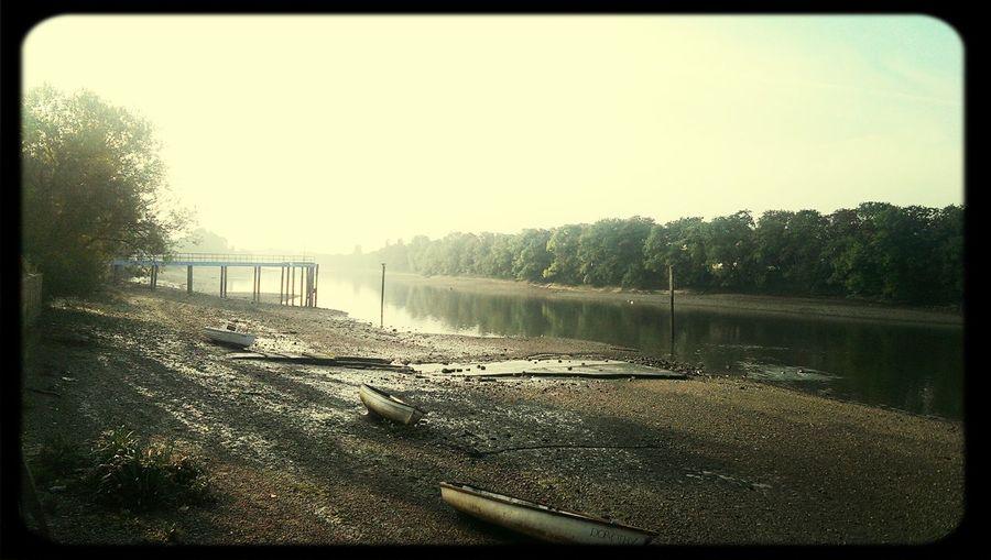 Thames autumn