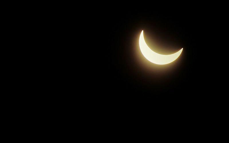 Hi! Enjoying Life and moonlight