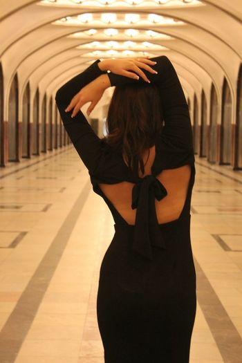 Indoors  Lifestyles Leisure Activity Standing Waist Up Long Hair Young Adult Tunnel Beauty That's Me Underground Undergroundphotography Casual Clothing москва Russia Beautiful People Moscow Enjoying Life Person Nature Young Women Smile Hi!
