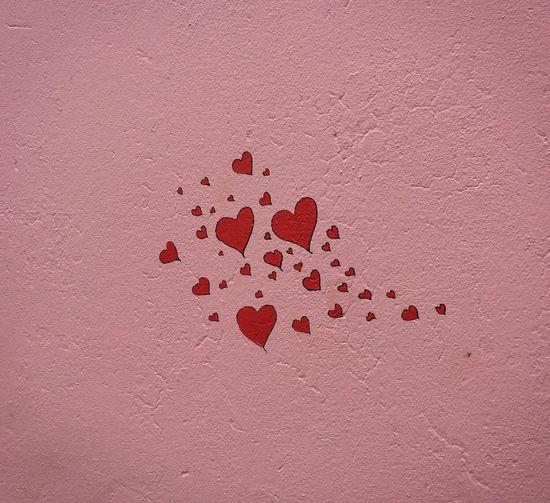 Color Palette Graffiti Pink Wall Heart Herz ❤ Herzchen Island Iceland Akureyri Summer Summer Views Millennial Pink