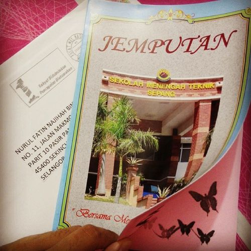 Majlis Anugerah Kecermelangan Akademik septech 26 april 2014 posmen bagi hahahhaha