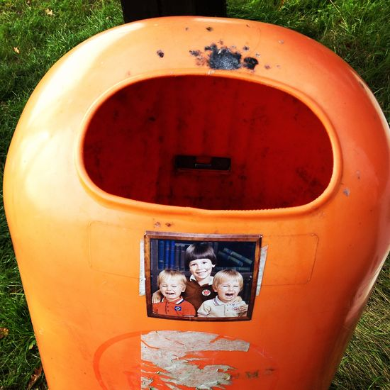 Street Art Streetphotography Vintage 70s Kids Baltic Sea Germany Trash Art Is Everywhere