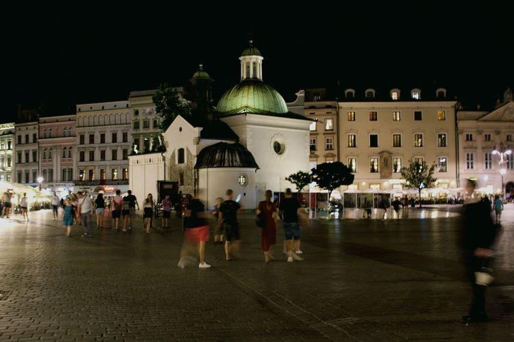 Krakow at