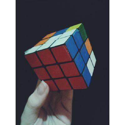 The magic is… Magic Cube Colors Photography Beautiful
