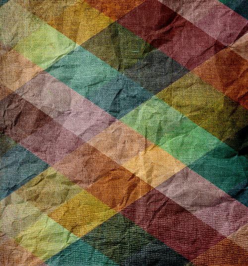 Full frame shot of patterned paper