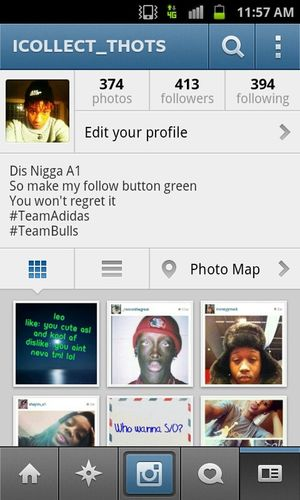 Follow Me On Instagram @icollect_thots