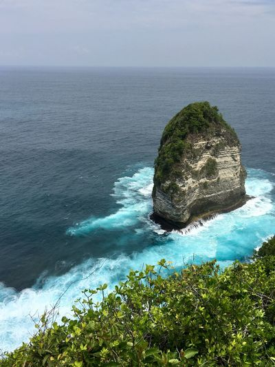 Water Sea Beauty In Nature Scenics - Nature Rock Horizon Over Water Rock - Object