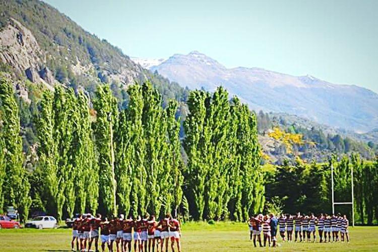 El Deporte mas lindo!* Ovalada Gira San Martin De Los Andes