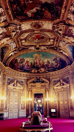 Sénat Paris France Art Architecture