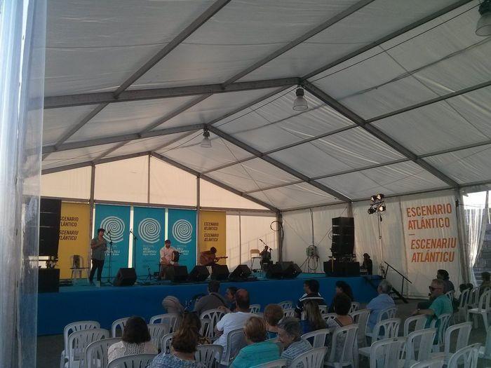 Concierto Vrienden Festival Arcu Atlánticu (Vrienden Concert Atlantic Arc Festival) Concierto Concert Festival Arcu Atlanticu Vrienden