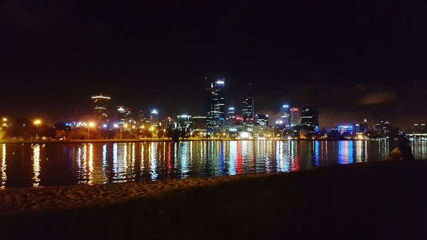 The Great Outdoors With Adobe Perth City Lights Going On A Boat Ride Perth Skyline