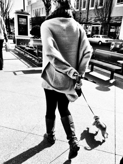 LoveB&W Black & White Girlsanddogs Happy Ali&ollie Everyday Joy