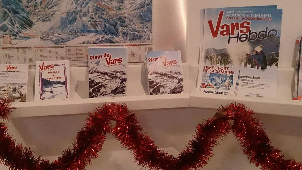 Christmas Around The World Skiing Vars France (c) 2015 Shangita Bose All Rights Reserved