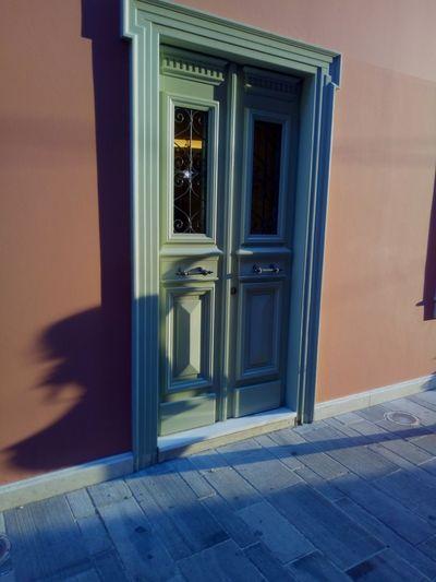 Door Ghost House