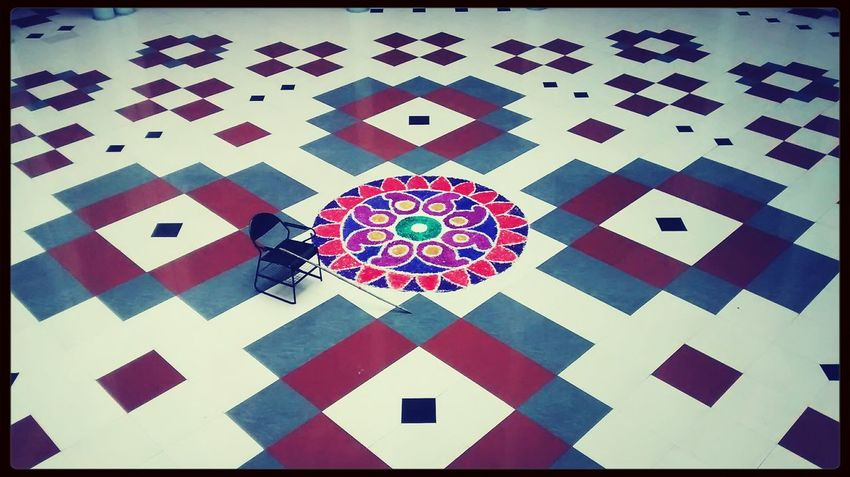 Rangoli Rangoli Colors