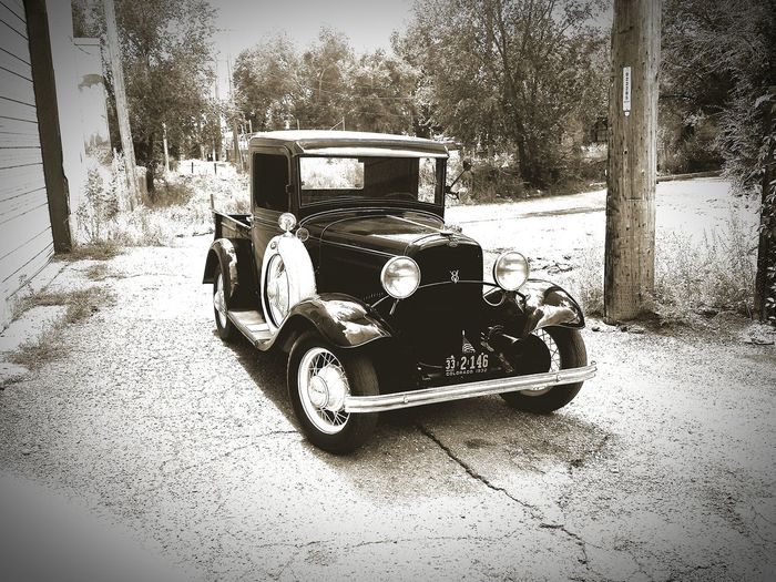 The Drive ,old Car ,black&white Transportation ,celebrate Your Ride