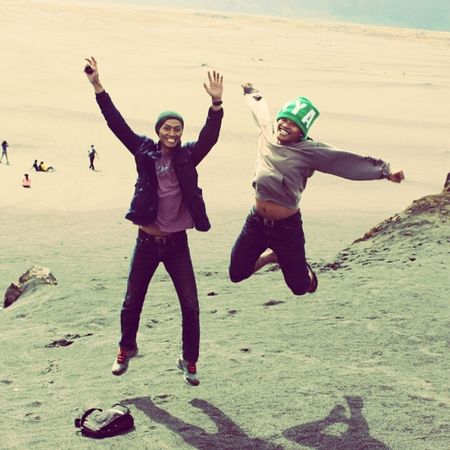 Mount Bromo, East Java - Indonesia Bromo Having Fun Trip