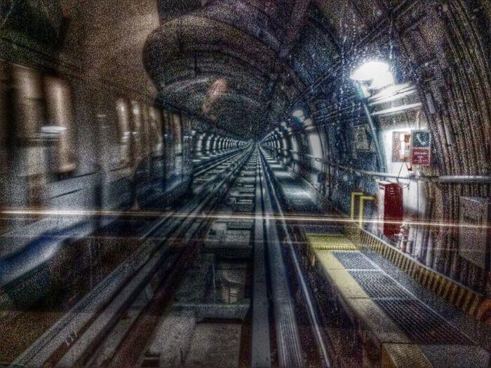 Subway HDR Eye4photography  Eye4hdr