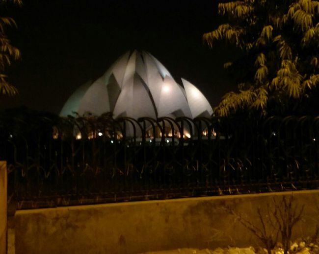 Lotustemple Newdelhi Capital Of India
