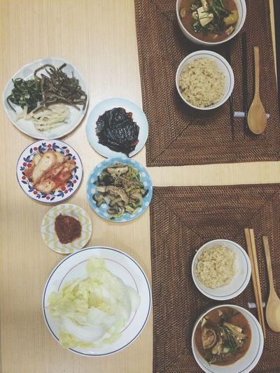 집밥 Homecooked