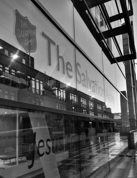 Salvation! Salvation  Salvation Army Blackandwhite Huaweiphotography HuaweiP9 Street Photography Streetphotography London BW_photography Black And White Photography Black & White Bw_collection Religion Charity