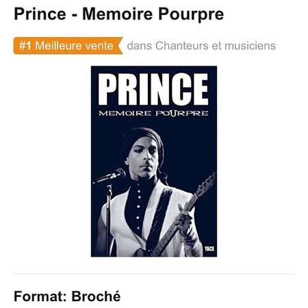 """I supplied the photos for this new Prince book - all self financed fan book by Yace. Avaible now in french at Amazon.fr - an english version will be ready in April 2017. Purple memories….Of those we keep more preciously than ever since Prince's tragic death on April 21st 2016. A true fan narrative.This is Yace's account, from age 14 and the original shock of Purple Rain in 1984 to the discovery of the hundreds of amazing songs produced by the Master of Minneapolis and the invaluable privilege of seeing the Artist 45 times on stage between 1988 and 2014. The story of these special moments, either personal or shared with others, confronting and experiencing Prince's work and creative power. This book evokes the immersion of the author in purple music which seems to become one with its creator, as an invisible bridge from Minneapolis to our distant teenage bedrooms, the story of our transcendences as fans, our questionning, or disappointments sometimes too. It recalls the projection of our musical fantasies, with the record sleeve in our hands attempting to decrypt Prince's DNA in a maelstrom of funky and random synaptic transmissions. Mémoire Pourpre is neither a biography, nor the book of an exegete or a Prince history one, but rather a passionate and musical account to witness the gift, the grace and the genius Prince shared with us his entire life. Featuring Jill Jones and Morris Hayes , Prince's long time collaborators and top rank musicians. This book also presents exclusive photos of Prince by Sten Knudoft, a Danish photographer and fan from the very beginning . Text from Amazon.fr : """"Fans / writers are not to be outdone with - Purple Memory, a narrative available on Amazon on January 7 written by Yace with the participation of Jill Jones, Morris Hayes and photographer Sten Knudtoft."""" https://www.amazon.fr/Prince-Memoire-Pourpre-Yace/dp/1540498956/ref=sr_1_1?s=books&ie=UTF8&qid=148336993 Prince  Blackandwhite Blackandwhite Photography Concert Musician Music Arts"""