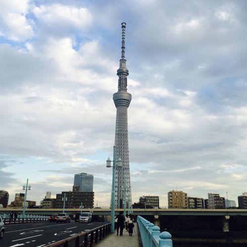 Tokyo,Japan SkyTreeTower 20161008