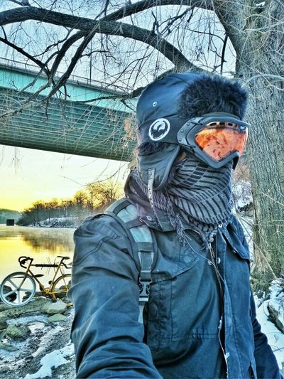 Winterrorism Winter Snow Fixed Gear Fixie Goggles Scarf Mercier Aerospoke Mad Max Kilo Tt Aviator River