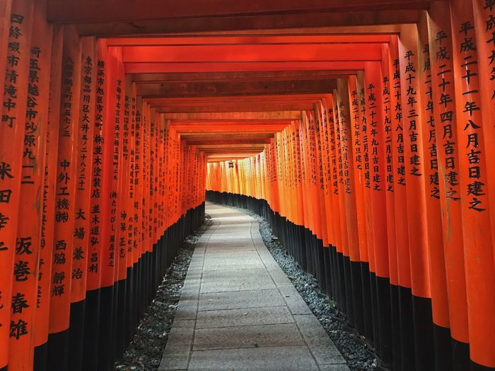 伏見稲荷 神社 京都