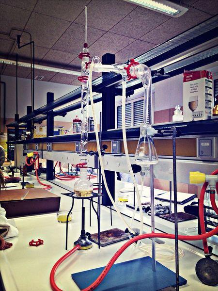 Laboratory Ethanol Crazy