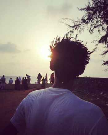 Long Goodbye Xperia X After The Rain Kerala Mobilephotography Low Light Bueatiful Sky Beach Walk Afternoon Relaxing Time Pass  Nithibgireesh Live For The Story The Great Outdoors - 2017 EyeEm Awards