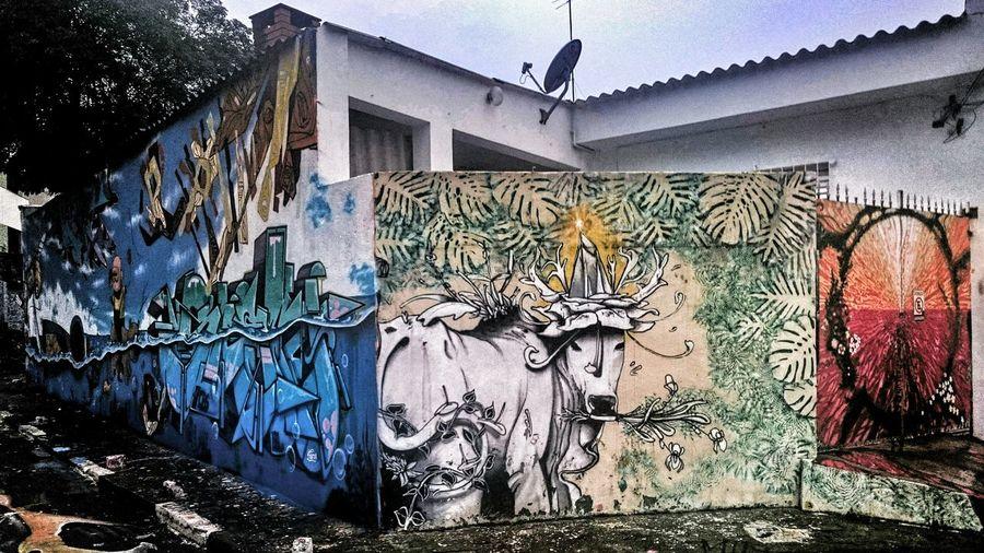 DPassos Streetart Street Art Popular Art The Street Photographer - 2015 EyeEm Awards Urban Art