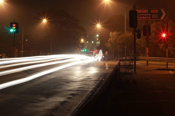 Untouched Night Canonphotography Cannon600d Long Exposure Street Light Outdoors No People EyeEmNewHere EyeEm Selects