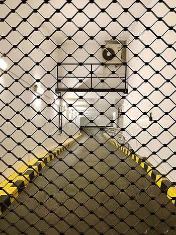 Chainlink Fence Security Safety Protection Fence Metal Pattern No People Outdoors Day Forbidden Lock Close-up Architecture The Secret Spaces Break The Mold Paint The Town Yellow