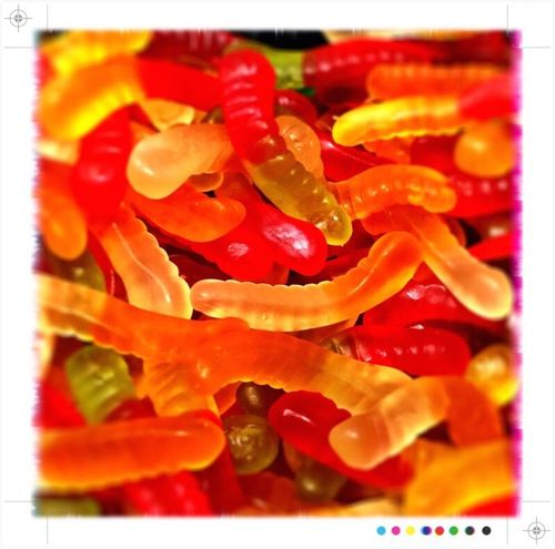 Sweet Gummies Gummy IPhoneography Process Project Food Sugar Multicolors  Fun Foodphotography