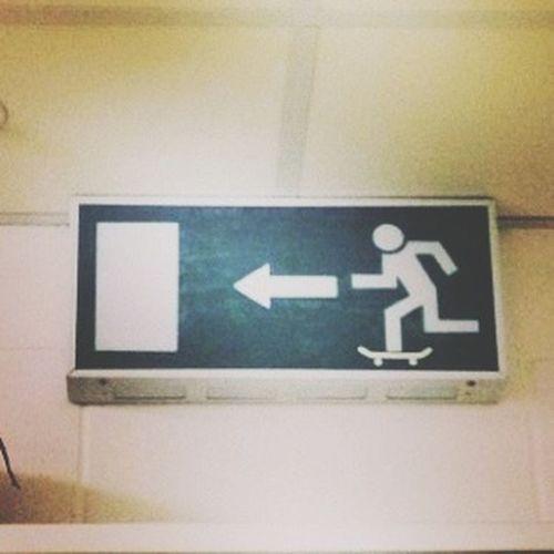 Exit Goandskate  Art