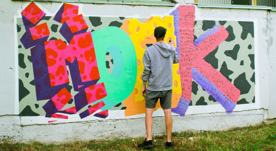 Art Art And Craft Casual Clothing Colorful Creativity Graffiti Graffiti Graffiti Art Graffiti Wall Guy Hands At Work Modern Modern Art Moek Mural Mural Art Outdoor Photography Outdoors Painting People And Places Street Street Art Street Photography Young Youth Of Today