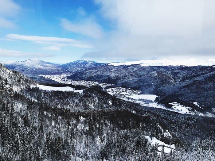 Masoutdoorexperience Winter Snow Cloud - Sky Cold Temperature Sky Mountain Scenics - Nature Nature Mountain Range Landscape Outdoors Beauty In Nature