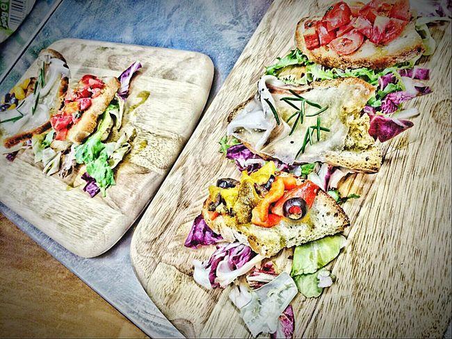 Ristorante Italiano Cucina Toscana Foodporn Igerssiena Foodspotting Igersitalia Igertoscana Foods Tuscany Tris di Bruschette dell'Appaltodizela