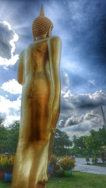 Sky Buddha EyeEm Gallery Art Day Statue Thailand