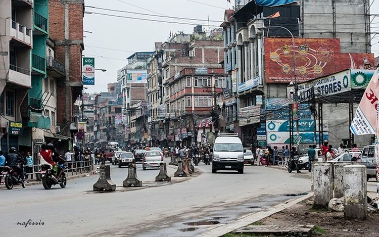 Nepal Katmandhu Street Streetphotography Tamil Earthquake Nafissis Travel Transportation
