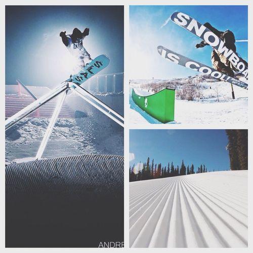 Killing them winter sports! ExSport