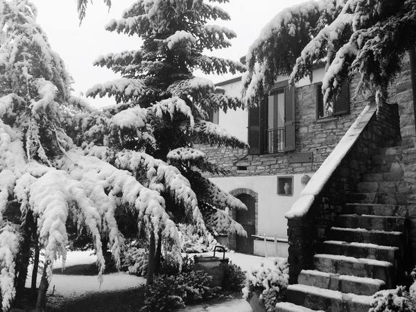 Winter time in Molise Snow No People Architecture