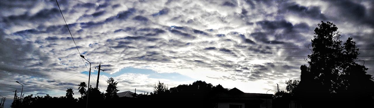 Cloud - Sky Dramatic Sky Sky Low Angle View Beauty In Nature All I Need 💜life Is Good From My House