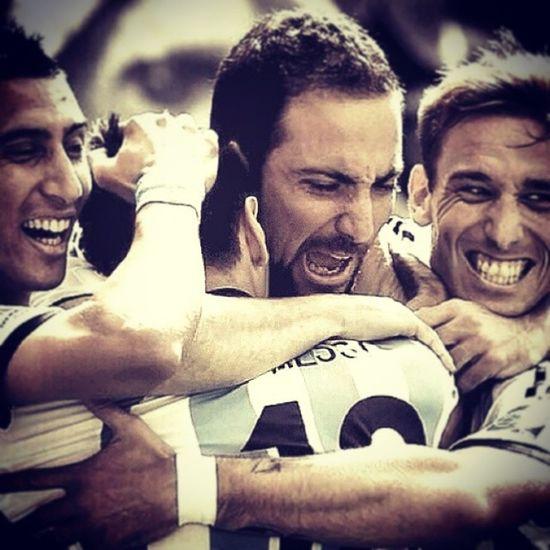 Vamooooooo!!!!....Argentina Worldcup Semifinal