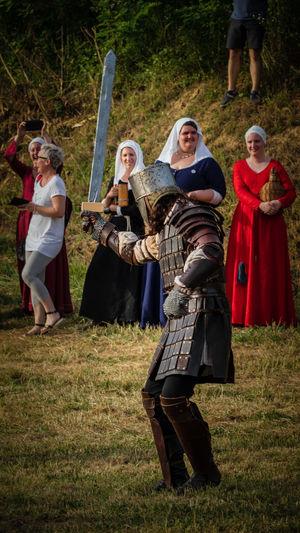 Knight ready
