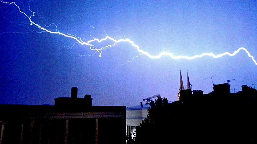 Natural Beauty Stormy Weather Lightning Flash In Sky Wonderful Les éléments Se Déchaînent Zeus's Lightning