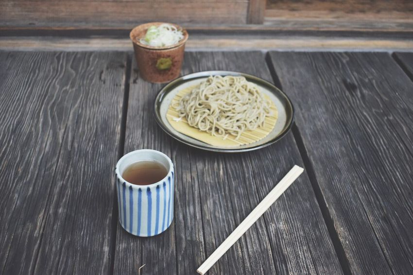 Japanese Food Soba Noodles Soba Japan Food