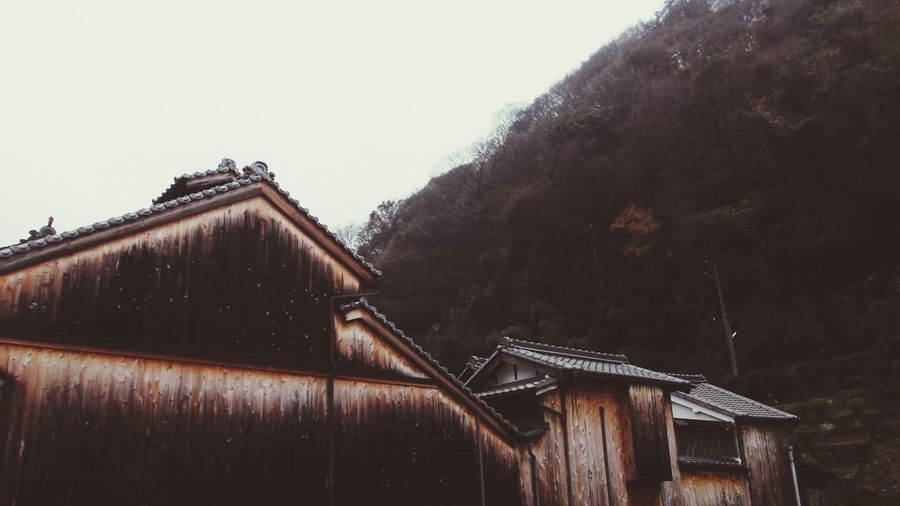 Japanese  Architecture Colors Mood Silence Roof Nara Countryside Goodolddays We Remember ThisView