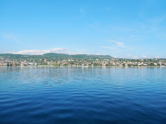 Water Sea Sky Outdoors Blue Vacations Horizon Over Water No People Horizon Summer Reflection Clear Sky Nature Harbor